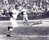 Jack Fisher Autographed/ Original Signed 8x10 Historic Photo Ted Williams Final Homerun in Final At-Bat 1960