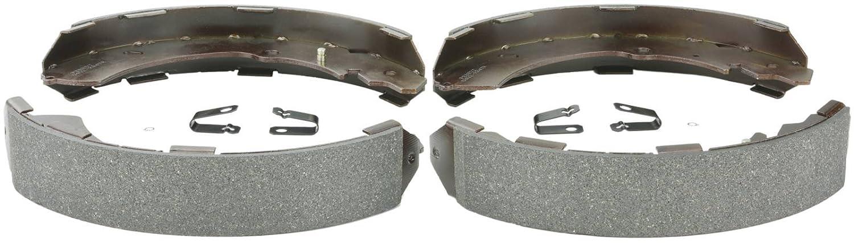 4600 A106/4600 A106 - Kit de zapatas para freno (trasera) para Mitsubishi: Amazon.es: Coche y moto