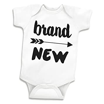Born in 2018 100/% Organic Baby Clothing New Baby Outfit Baby Gifts Hospital