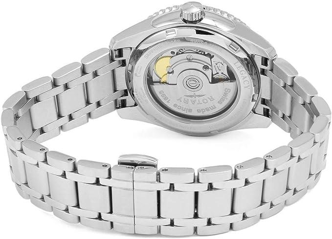 Rotary Damen Armbanduhr Legacy Ocean Automatic - 4