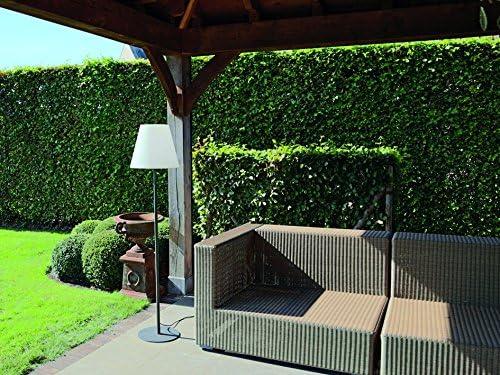Velleman lamph10 m 150 cm Diseño terraza Exterior lámpara, Color Blanco: Amazon.es: Jardín