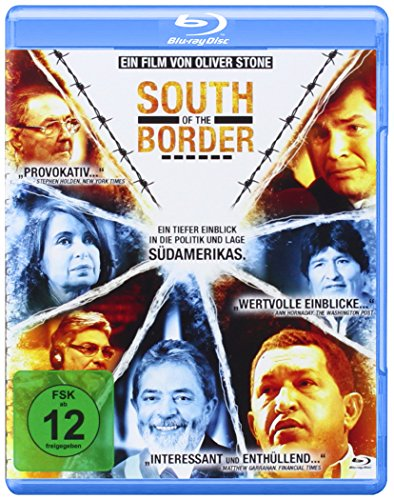 Oliver Stone - South of the Border