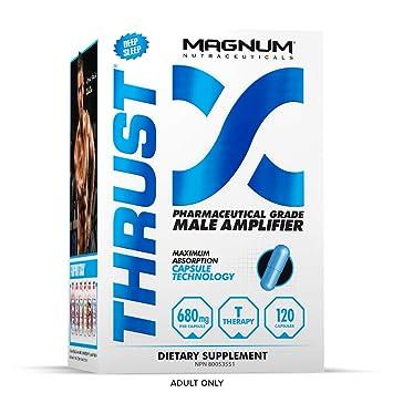 Magnum Nutraceuticals Thrust Testosterone Booster