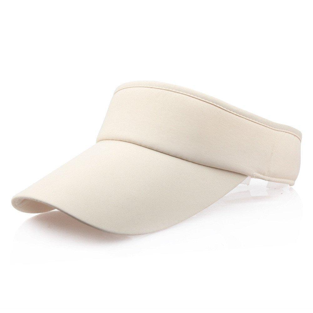 Yamally Sun Visor Hats for Women,Outdoor UV Protection Foldable Classic Sun Sports Wide Brim Summer Beach Fishing Hat