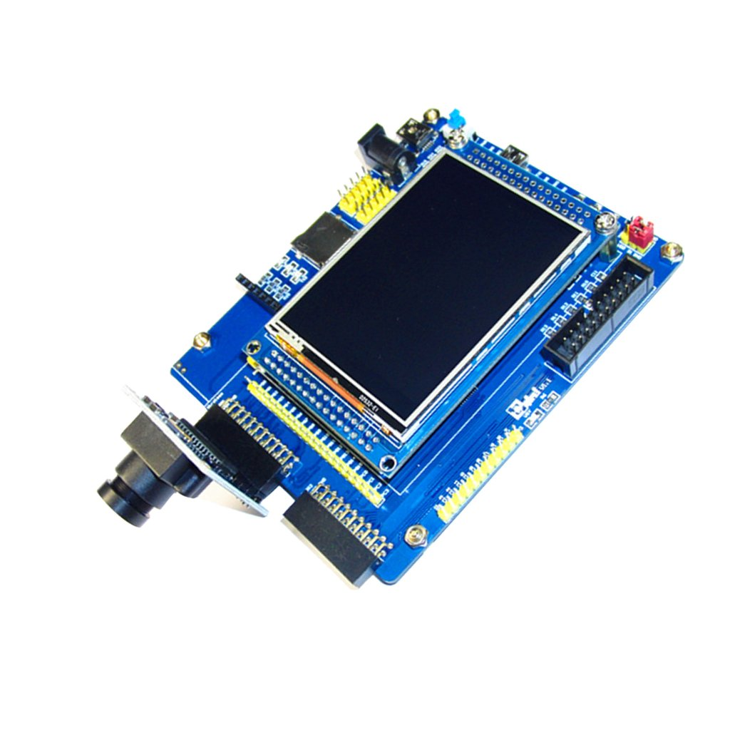 Jili Online Plastic Development Board DIY Module for Arduino ARM 7670FIFO Camera Module