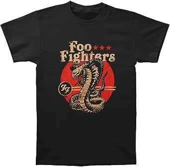 FEA Men's Foo Fighters Cobra Mens Soft T-Shirt
