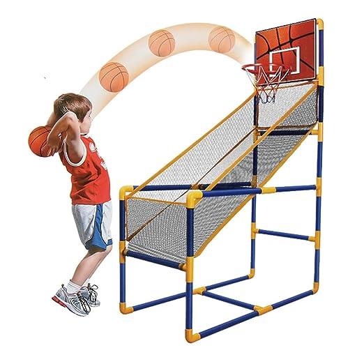 Los niños del aro de Baloncesto del Juego de arcada - Indoor ...