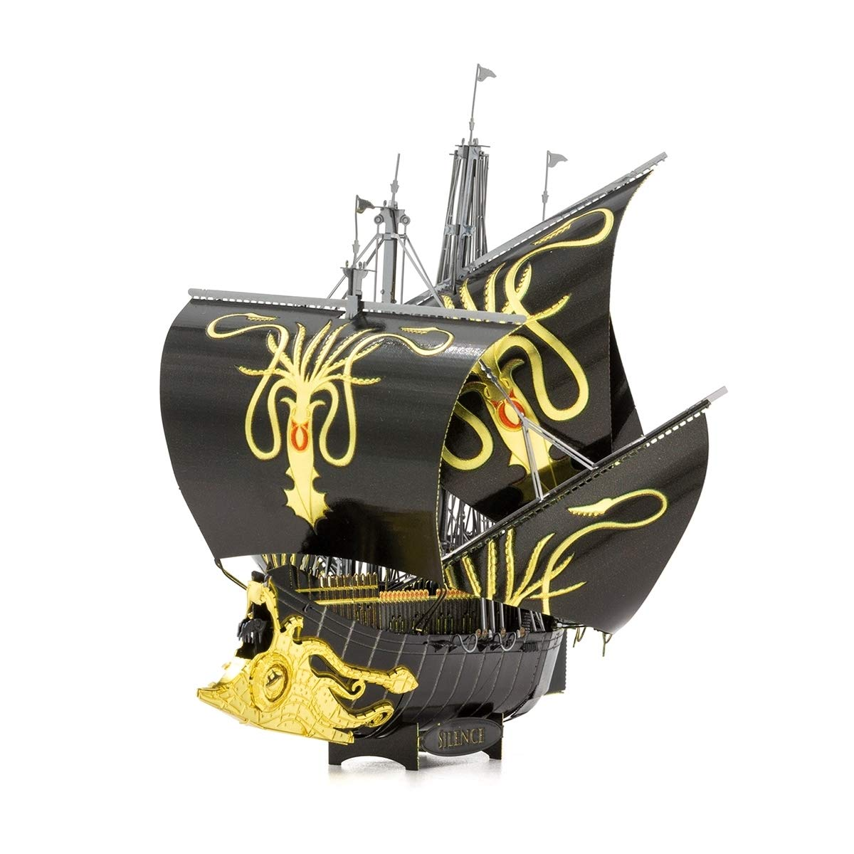 Fascinations Metal Earth ICONX Game of Thrones Silence 3D Metal Model Kit