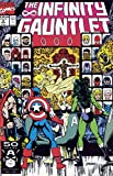 #2: Infinity Gauntlet #2 VF/NM ; Marvel comic book