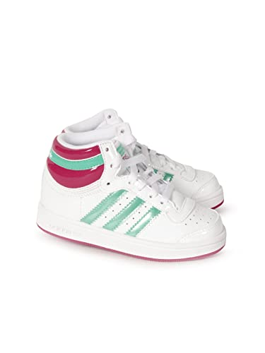 super popular f0d38 a5cce adidas Top Ten Hi I Kids Schuhe 25 whiter.pinkm.