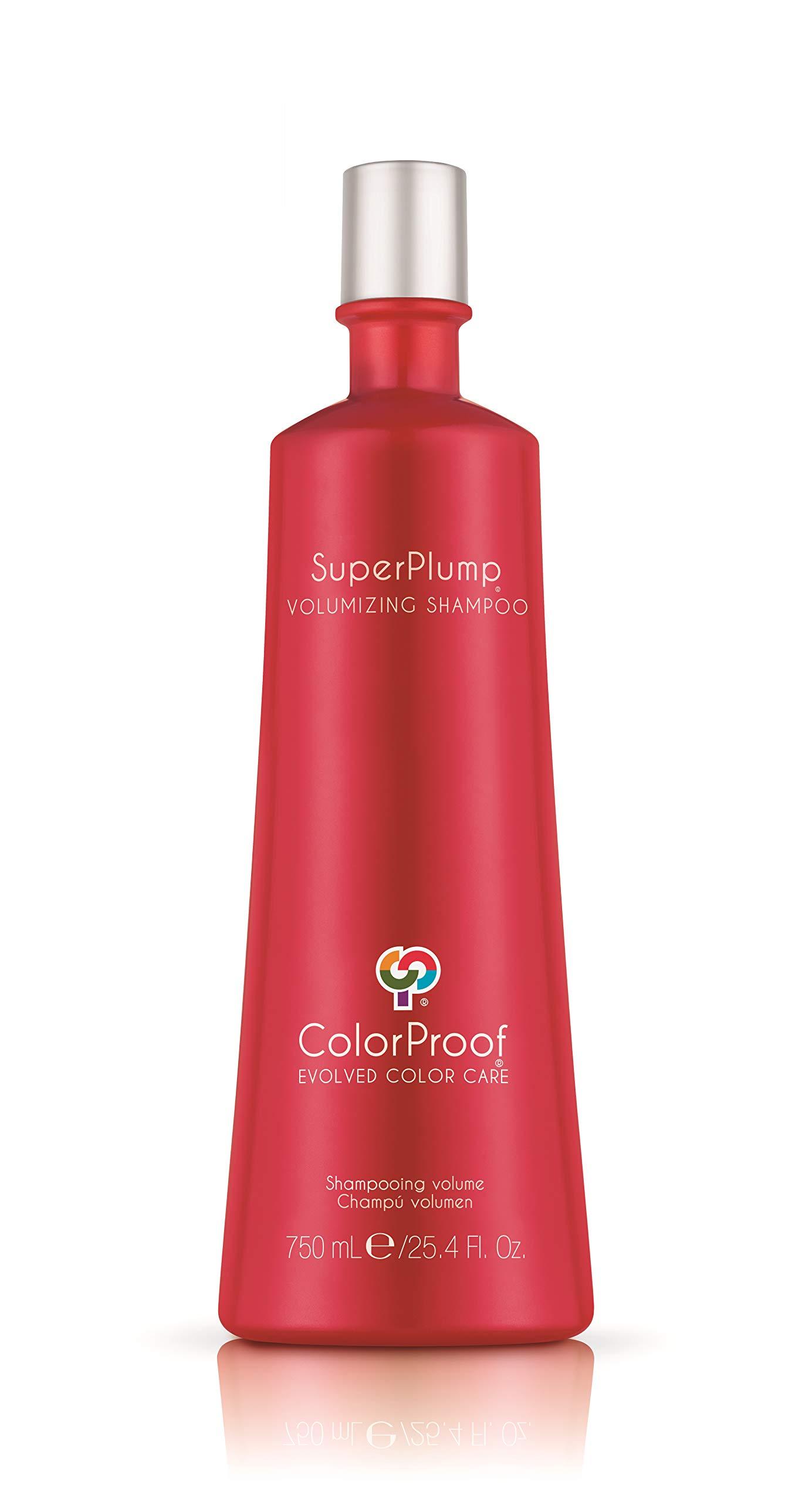 ColorProof Color Care Authority SuperPlump Volumizing Shampoo, 25.4 fl. Oz.
