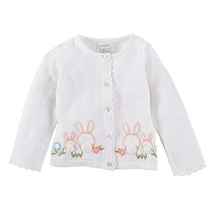 Amazon.com: Mud Pie Girl Bunny - Suéter de conejo, color ...