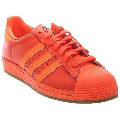 adidas originals superstar 80s mens Orange