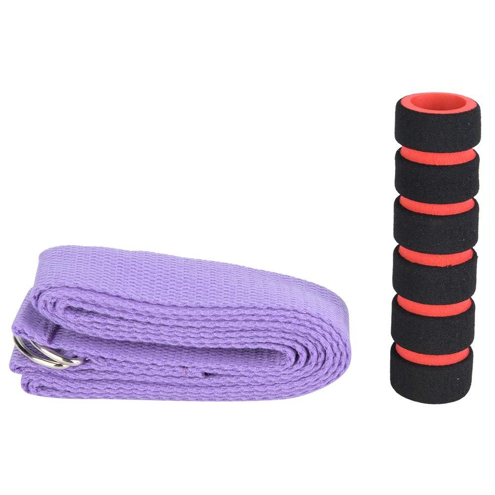 flexibilidad port/átil Baile Gimnasia Yoga Ligamento Estiramiento Equipo de Entrenamiento Herramienta para el hogar y el Gimnasio Ejercicio f/ísico Suchinm Herramienta de Estiramiento de piernas