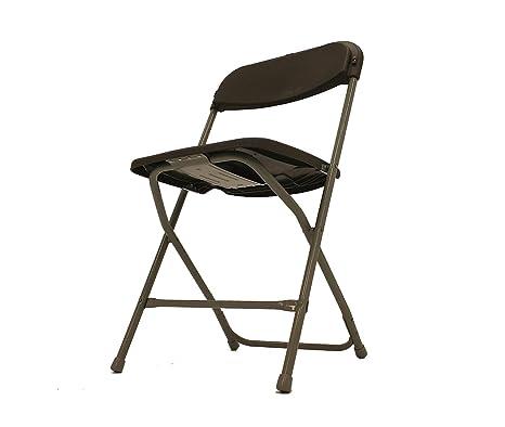 BE Furniture Marrón Plegable Estilo sillas Samsonite: Amazon ...