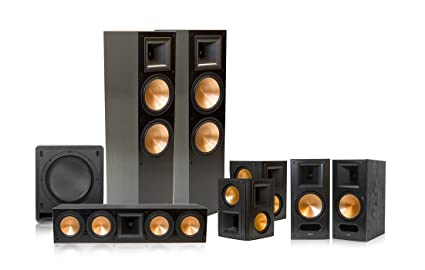 01c7a6ea6 Amazon.com  Klipsch RF-7 II Reference Series 7.1 Home Theater System ...