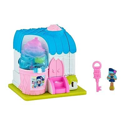 Shopkins Lil Secrets Mini Playset - Cool Scoops Café: Toys & Games