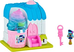 Shopkins MO57476 Cool Scope Cafe Mini Playset