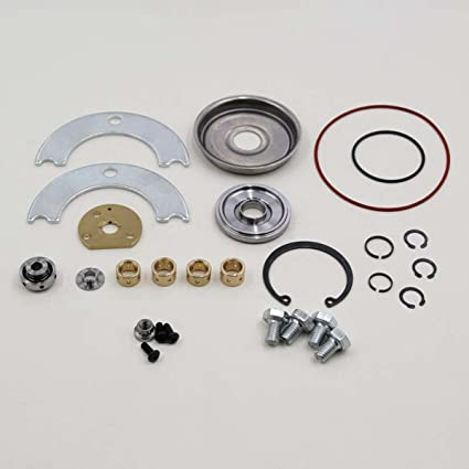 SUNDELY® Garrett T2 T25 T28 Turbo reconstruir Kit 360 grado 300ZX S14 S15 DSM SR20