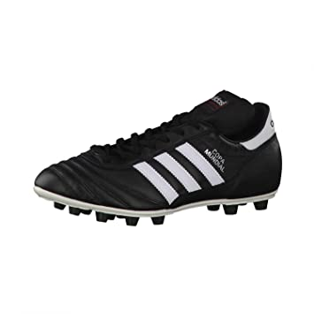 adidas Kaiser 5 LIGA FG Football Boots - Adult - Black/White - UK Shoe