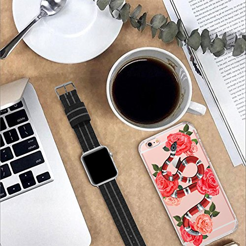 Case for iPhone 6 Plus Snake