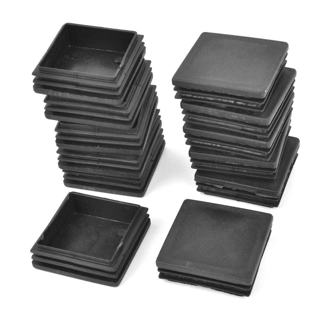 50 mm x 50 mm kunststoff rohr schlaucheinsatz endkappen 12 online kaufen. Black Bedroom Furniture Sets. Home Design Ideas
