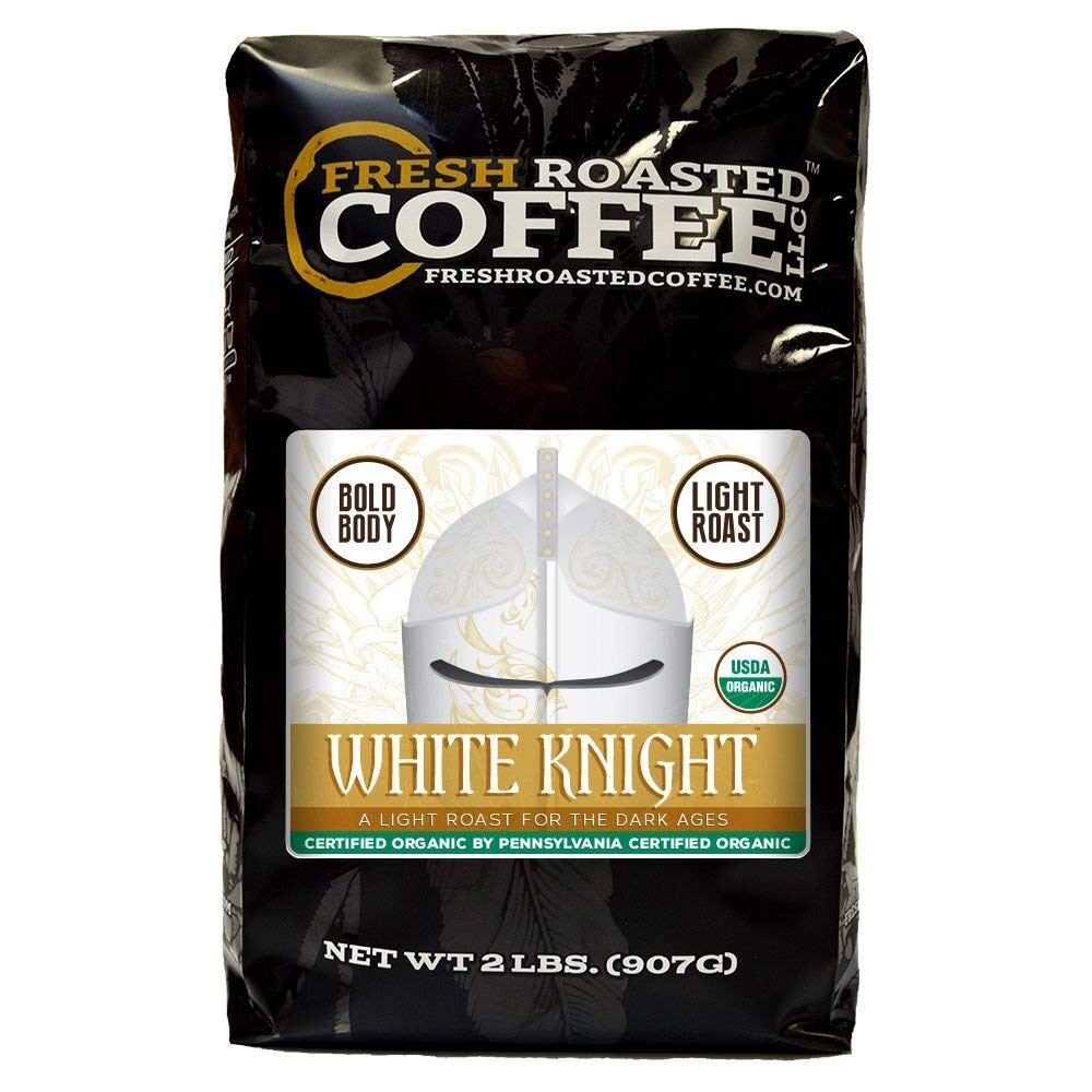 White Knight Coffee Light Roast Coffee Review