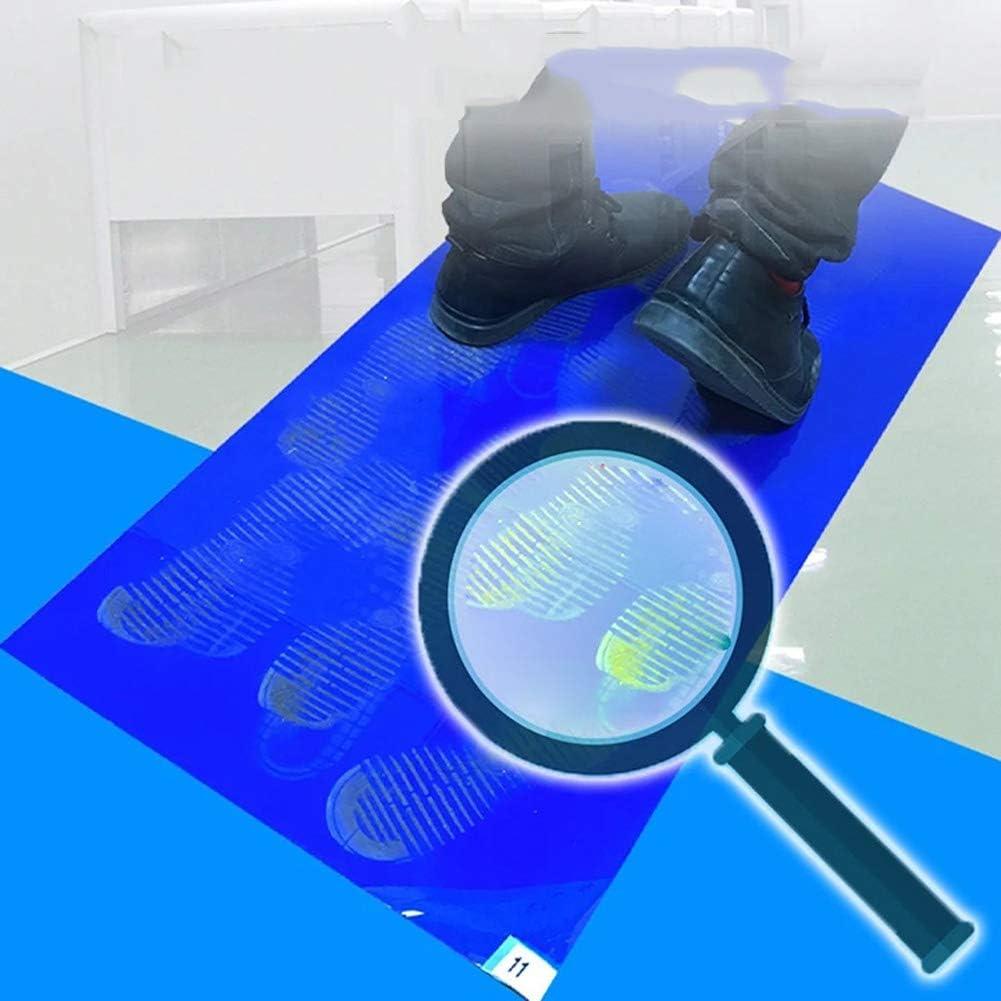 MDWK Alfombrilla Antipolvo Descontaminaci/¨/®n Higi/¨/¦Nico Desechable Hogar Alfombra de Puerta Adhesiva Alfombra Exterior