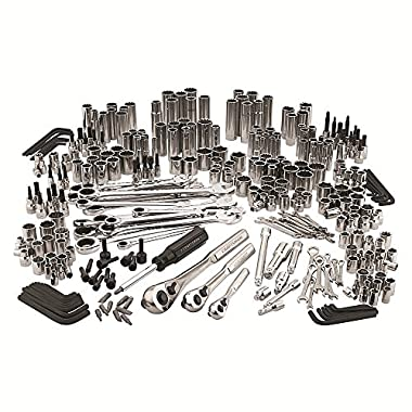 Craftsman 334 Pc 309 + Mechanics Tool Set 47334 Ratcheting Combination Wrenches