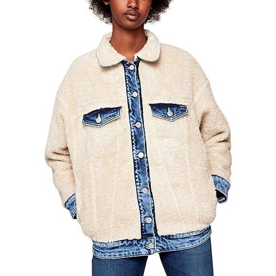 109bf0f3ce Pepe Jeans PL401562 Jacket Women  Amazon.co.uk  Clothing