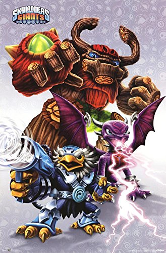 Skylanders Giants - Starter Pack Poster 22 x 34in