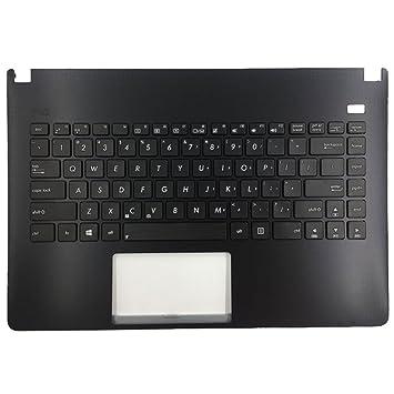 Amazon.com: Teclado de repuesto para portátil Asus X401 ...