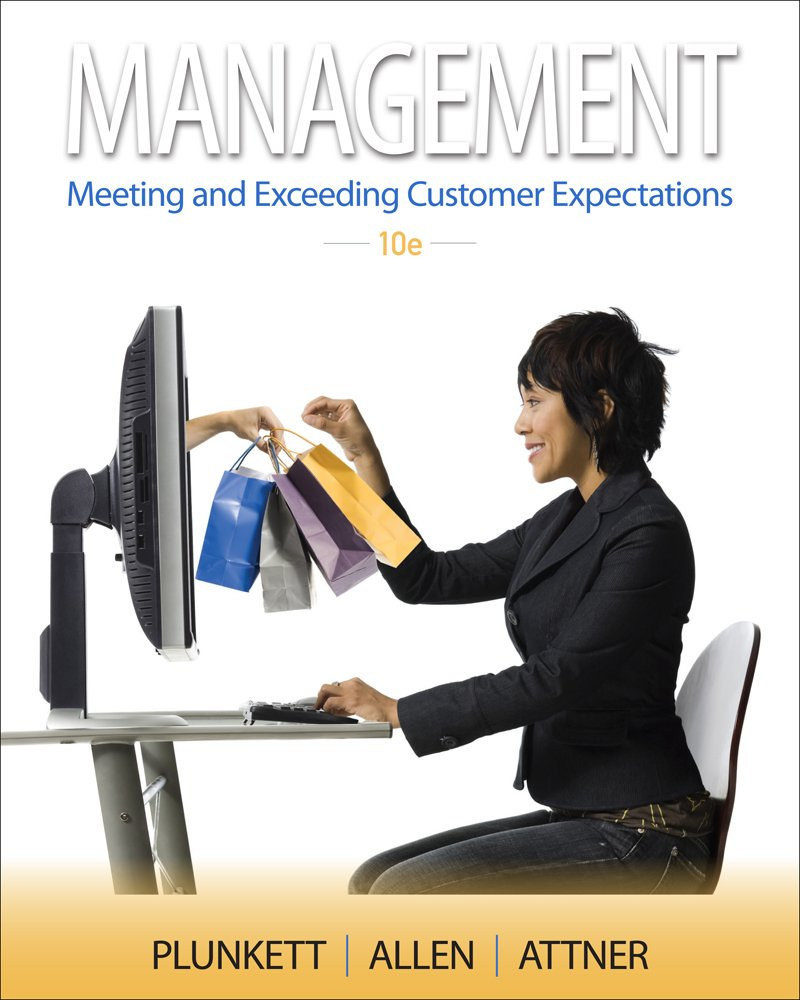 CourseMate for Plunkett/Allen/Attner's Management, 10th Edition by CourseMate