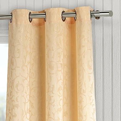 6cdbf6a3a Duck River Textiles LISIY=12/2035 Jacquard Shower Curtain, 70