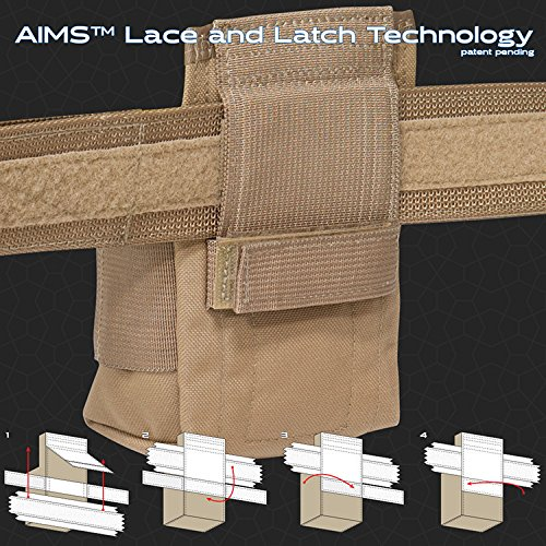 Atlas 46 AIMS Nail Puller Sheath Coyote, 10'' | Work, Utility, Construction, and Contractor by Atlas 46 (Image #6)