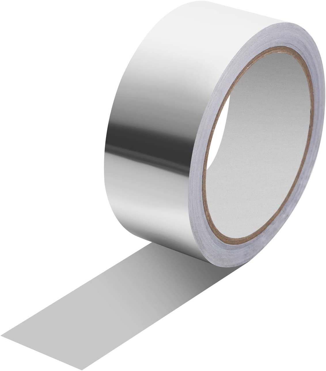 YiePhiot Finishing Sealing Tape for car Sound deadening Tape Installation Aluminum Foil Tape Wide Duct Tape Metal Aluminum Tape(1.6'' 66ft 0.002'')