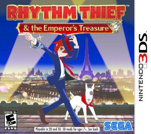 Rhythm Thief by Sega