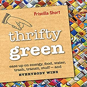 Thrifty Green Audiobook