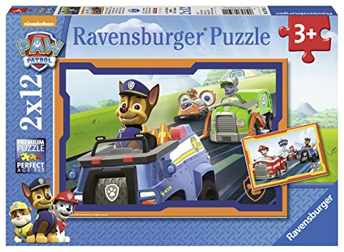 Patrulla-Canina-Puzzle-doble-12-piezas-Ravensburger-07591-1
