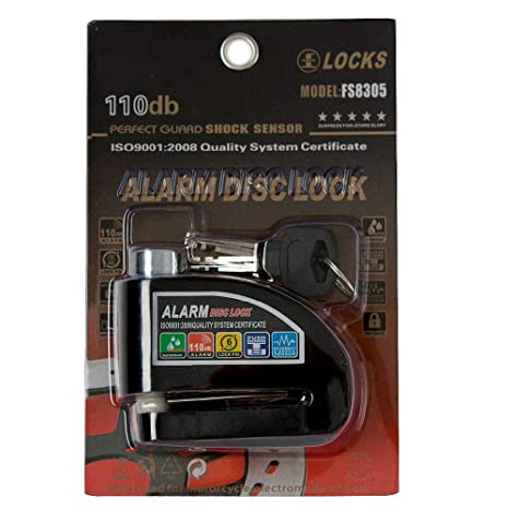 Victoria-ACX - Motor bike Lock Motorcycle Alarm moto scooter ...