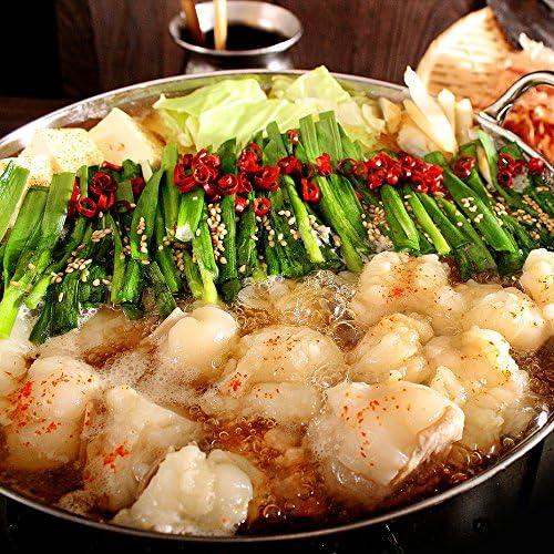 黄金屋 特製もつ鍋 お手軽セット(2~3人前) (しょうゆ風味)