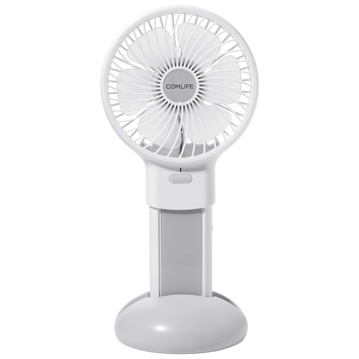 COMLIFE 5200mAh Battery Operated Clip On Fan, Quiet Stroller Fan, Mosquito-Repellent/Aroma Diffuser Function, 4 Speeds, 360 Degree Rotation, Powerful Airflow for Camping, Office, Car atf1plus