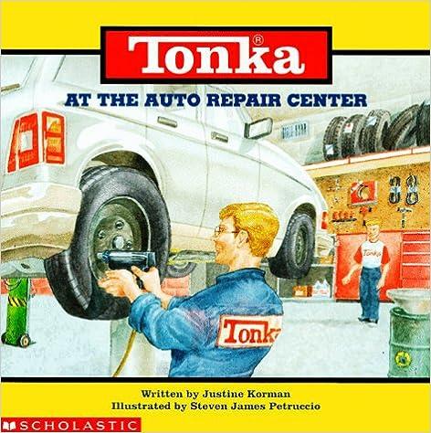 At the Auto Repair Center Tonka