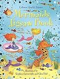 img - for Mermaids Jigsaw Book (Usborne Sparkly Jigsaws) book / textbook / text book