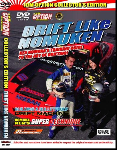 JDM Option: Drift Like Nomuken - Collector's Edition