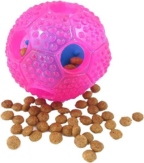 Pelota interactiva de juguetes para perro, duradera, no tóxica ...