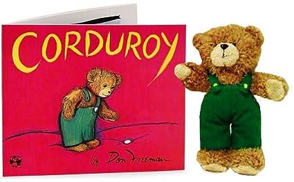 Kohls Corduroy Bear