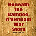 Beneath the Bamboo: A Vietnam War Story Audiobook by Stan Taylor Narrated by Michael Driggs