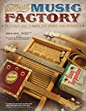img - for Handmade Music Factory: The Ultimate Guide to Making Foot-Stompin Good Instruments book / textbook / text book