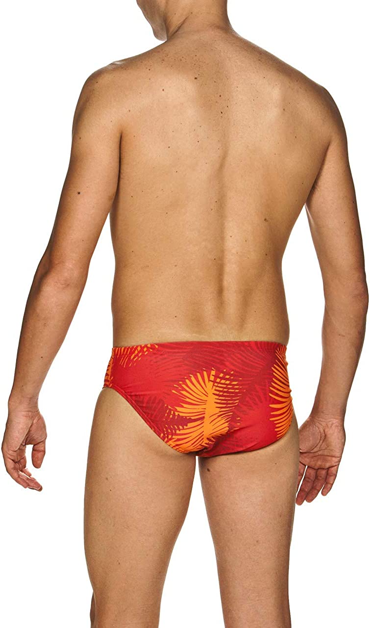 Arena Mens Palm Forest MaxLife Brief Swimsuit